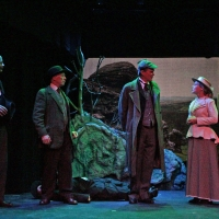 Photo Flash: First Look at Hampton Theatre Company's BASKERVILLE