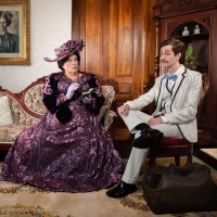 Photo Flash: Hale Center Theater Orem Presents THE IMPORTANCE OF BEING EARNEST Photos