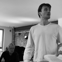 Photos: Inside Rehearsal For WHEN DARKNESS FALLS at the Park Theatre Photos