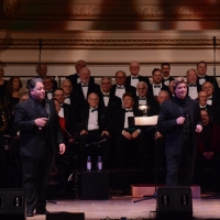 Photo Coverage: Andy Cooney Brings His Christmas Celebration to Carnegie Hall Photo