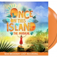 ONCE ON THIS ISLAND to Be Released on Limited Edition Orange Vinyl Photo