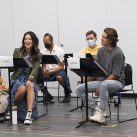 Photos: The Cast of MOULIN ROUGE! Gets Back to Rehearsals Photo