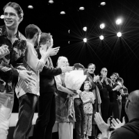 Photo Coverage: Lois Smith Celebrates 89th Birthday at THE INHERITANCE Photo