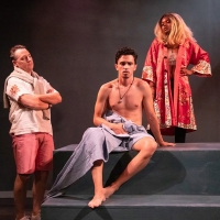 Photo Flash: Theatre of NOTE Presents The World Premiere Of DRIVING WILDE Photos