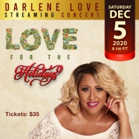 Center For The Arts Hosts Darlene Love Digital Holiday Performance Photo