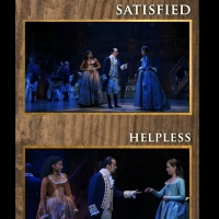 VIDEO: HAMILTON Releases Side-By-Side Comparison of 'Helpless' and 'Satisfied' Photo