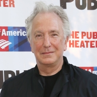 Alan Rickman's Diaries Will Be Published as a Book Next Year Photo