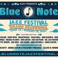 Blue Note Jazz Festival Returns For Summer 2021 Photo