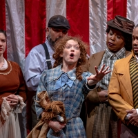 Photo Flash: First Look THE GIANT HOAX at Theatre Row Photo