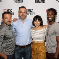 FREEZE FRAME: Meet the Cast of MCC's SEARED! Photos
