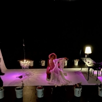 Photo Flash: Check Out Photos From Nervous Theatre's THE MAIDS At The Isaac Studio Th Photo