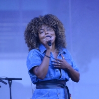 Photos: Adrienne Warren and Friends Perform as Part of Bryant Park's Picnic Perf Photos