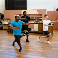 Photo Flash: In Rehearsal with 'MASTER HAROLD'...AND THE BOYS Photo