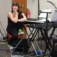 Photo Flash: Inside Rehearsal For JACK AND THE BEANSTALK at Theatr Clywd Photo