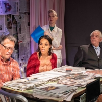 Photo Flash: Check Out Photos of Playwright's Arena's Production of RED INK