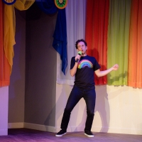Photo Flash: First Look at SONGS FOR A NEW DAY, A Musical Cabaret At Little Theatre O Photo