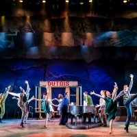 Photo Flash: First Look at the Regional Premiere of AN AMERICAN IN PARIS at Drury Lan Photo