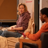 Photo Flash: Inside Rehearsal For Steppenwolf Theatre Company's BUG by Tracy Letts Photo