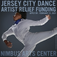 Nimbus Receives Two $50K Grants and Announces Jersey City Dance Artist Relief Funding Photo