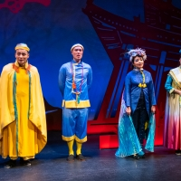 Photo Flash: Pan Asian Repertory Theatre Presents THE EMPEROR'S NIGHTINGALE Photo