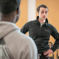 Photo Flash: Inside Rehearsal For PASS OVER at the Kiln Theatre