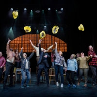 Photo Flash: COME FROM AWAY Opens to Socially-Distanced Audience in Sweden Photos
