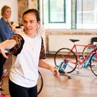 Photo Flash: Inside Rehearsal For BERYL at Arcola Theatre Photos