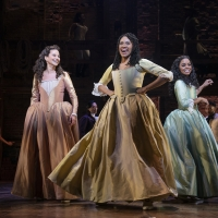 Photos: First Look at the New Broadway Cast of HAMILTON Photos