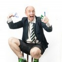 ADHD With Aaron McIlroy Runs This Month at The Drama Factory Photo
