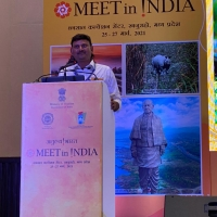Tourism Organizations Meet to Discuss 'Responsible Tourism' at the MEET IN INDIA ROADSHOW Photo