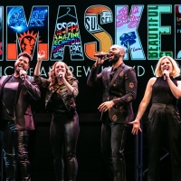 Photo Flash: First Look at Mamie Parris, Alex Finke and More in UNMASKED at Paper Mill Playhouse