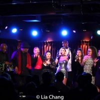 Photo Flash: Inside Scott Nevins' SPARKLE Benefit Concert At The Green Room 42 Photo
