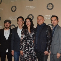 Photo Coverage: The Stars Arrive at the Steinberg Playwrights Awards Photo