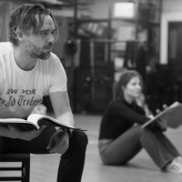 Photo Flash: Go Inside Rehearsals for the UK Tour of LADY CHATTERLEY'S LOVER Starring Rupert Hill and Phoebe Marshall