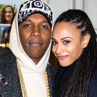 Leslie Odom, Jr. & Nicolette Robinson Announce They Are Expecting Second Child Photo