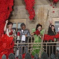 Photos: HADESTOWN Company Celebrates First Performance Back on Broadway Photo