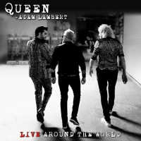 Queen + Adam Lambert To Release First Album LIVE AROUND THE WORLD Out October 2 Photo