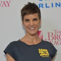 Jenn Colella Will Lead Abingdon Theatre Company's Reading Of New Musical TALK TO ME