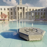 London Borough Of Waltham Forest Unveils Fellowship Square Photo