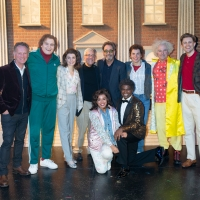 Photos: Huey Lewis Stops By BACK TO THE FUTURE The Musical Photo