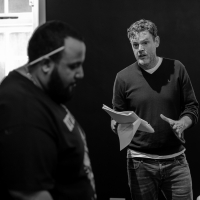 Photo Flash: Go Inside Rehearsals for Iris Summer Festival's ST. ANNE COMES HOME Photos