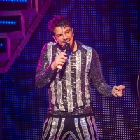 Photo Flash: First Look at Peter Andre in THRILLER LIVE Photo