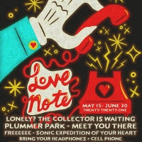 LOVE NOTE Audio Experience is Now Available at Plummer Park in West Hollywood Photo