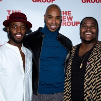 Photo Coverage: The New Group Celebrates Opening Night of ONE IN TWO