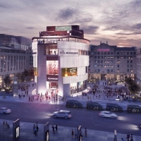 Application For A New Landmark Home For Film Submitted For Planning Permission Photo