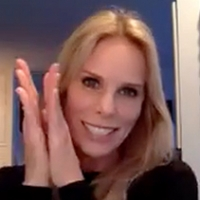 Photo Flash: Cheryl Hines Joins Groundlings' CRAZY UNCLE JOE SHOW Online Edition Photo