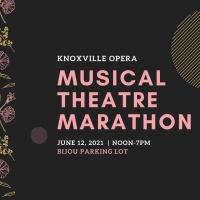 Knoxville Opera Will Perform a MUSICAL THEATRE MARATHON This Month Photo