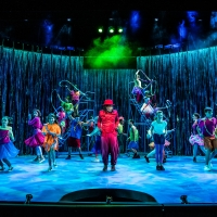 Photo Flash: First Look At THE LITTLE MERMAID At Westport Country Playhouse