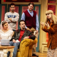 Photo Flash: Exclusive First Look at The New Cast of FRIENDSICAL Photos
