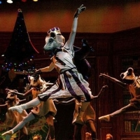 Indiana Ballet Theatre Hosts an Afternoon Tea Party With Nutcracker & Friends! Photo